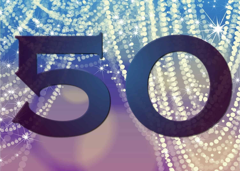 Celebrating 50!