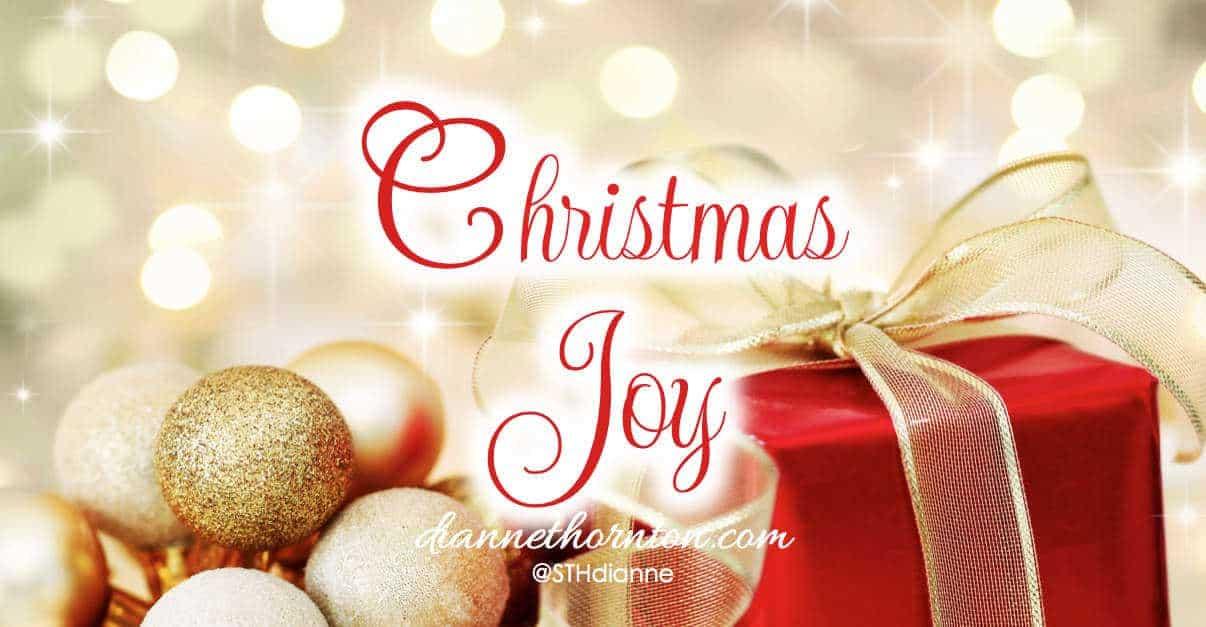 Wishing You Christmas Joy!
