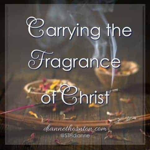 Does a room change because you enter it?When you leave, does the fragrance of love and kindness remain? Our love-filled lives spread the beautiful fragrance of Christ to a hurting world. They are desperate for it.